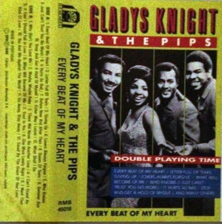 Gladys Knight & The Pips -  Every Beat Of My Heart - Double Playing Time