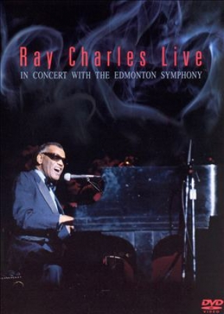 Ray Charles - Live In Concert With The Edmonton Symphony