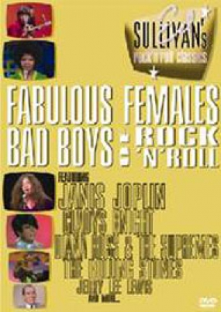 Ed Sullivan's Rock'n'Roll Classics - Fabulous Females / Bad Boys of Rock'n'Roll