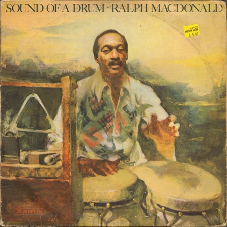 Ralph MacDonald ‎– Sound Of A Drum