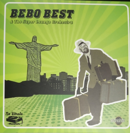 BEBO BEST and THE SUPER LOUNGE ORCHESTRA