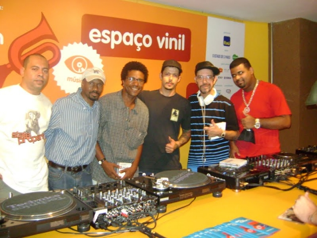 Oswaldo + Larry Heard + Paulo Brown e Amigos