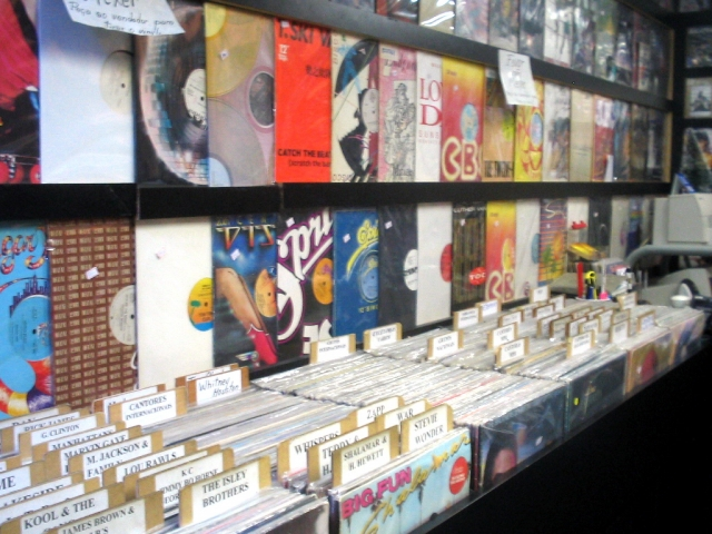Mr.Groove Records ( Vinyl�s )