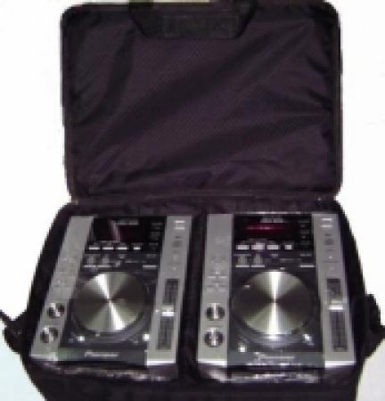 Bag para CDJs ou Controladoras (Usada)