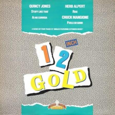 Quincy Jones -Stuuf Like That / Ai No Corrida
