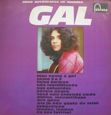 Gal Costa - Série Autógrafos de Sucesso