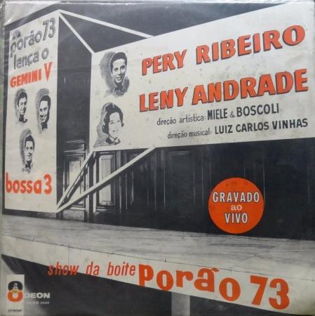 Pery Ribeiro + Leny Andrade + Bossa Trçs - Gemini V