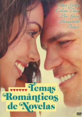 DVD - Various - Temas Românticos de Novelas