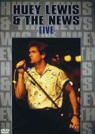 DVD - Huey Lewis & the News - Live