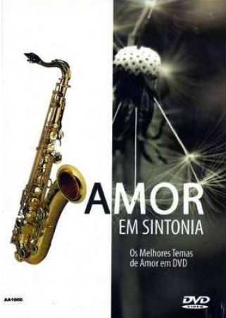 DVD - Various - Amor em Sitnonia  - Os Melhores Temas de Amor