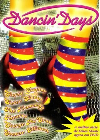 DVD - Various - Dancin' Days
