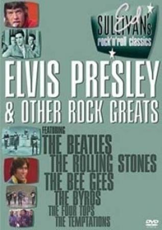 DVD - Various – Various - Elvis Presley & Other Rock Greats