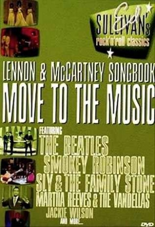 DVD - Various - Lennon & McCartney Songbook / Move To The Music