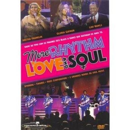 DVD - Various - More Rhythm Love & Soul