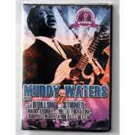 Muddy Waters - The Roling Stones Mick Jagger, Keith Richrds, Ronnie Wood And Buddy Guy