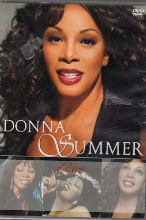 DVD - Donna Summer - Live