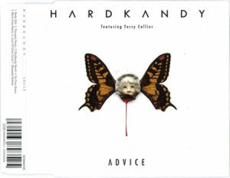 CD - Hardkandy Featuring Terry Callier - Advice