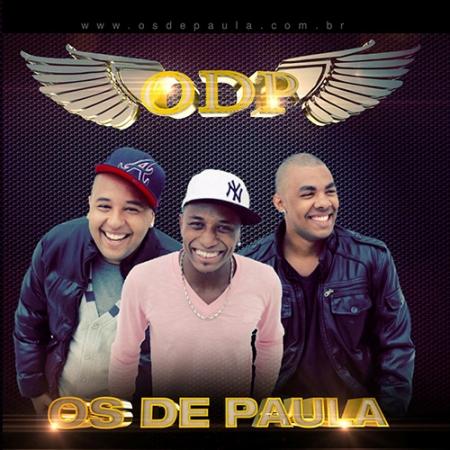 CD - Os De Paula - ODP