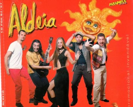 CD - Aldeia - Yo!!!