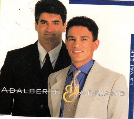CD - Adalberto & Adriano - La Vai Ele (SINGLE)