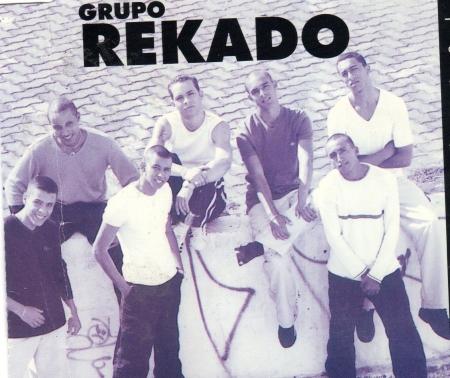 CD - Grupo Rekado - Vem Me Amar (Promo)