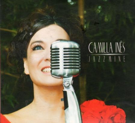 CD - Camilla Ines - Jazzmine