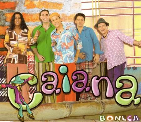 CD - Caiana - Boneca