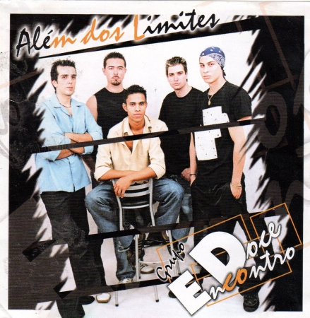 CD - Grupo Doce Encontro - Alem Dos Limete