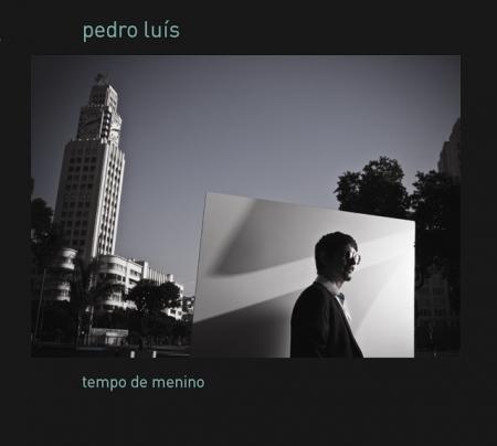 CD - Pedro Luís - Tempo De Menino