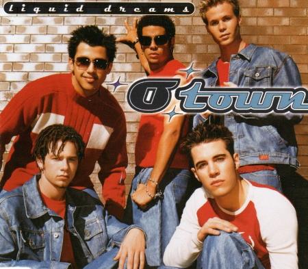 CD - O Town - Liquid Dreams
