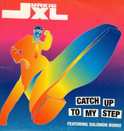 CD - Junkie XL - Catch Up