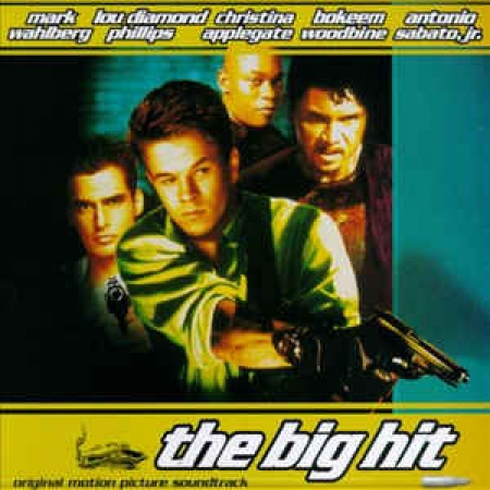 CD - Various - The Big Hit (Original Motion Picture Soundtrack)