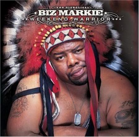 CD - Biz Markie - Weekend Warrior