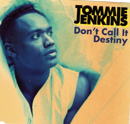 CD - Tommie Jenkis - Don't Call It Destiny