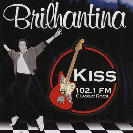 CD - Various - Brilhantina - Kiss FM 102.1 (2003)
