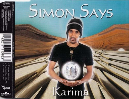 CD - Simon Says - Karima