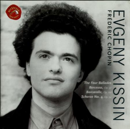 CD - Evgeny Kissin - Frederic Chopin