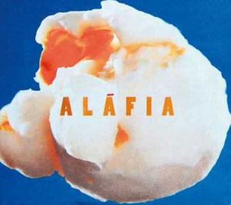CD - Aláfia - Aláfia