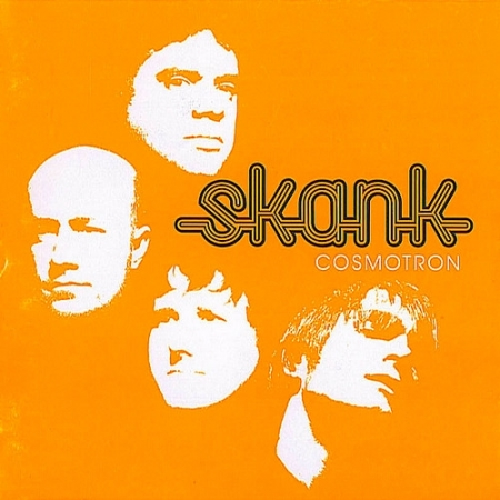 CD - Skank - Cosmotron