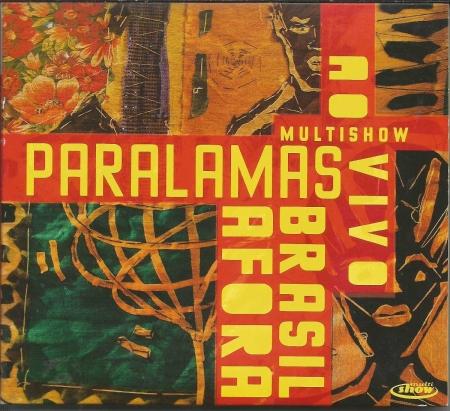 CD - Os Paralamas do Sucesso - Brasil Afora - Multishow Ao Vivo