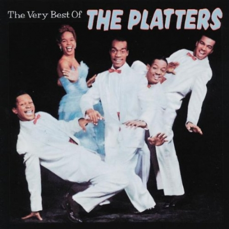 CD - The Platters - The Very Best Of The Platters
