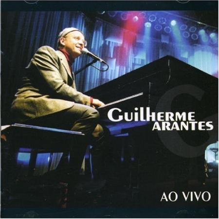 CD - Guilherme Arantes - Ao Vivo