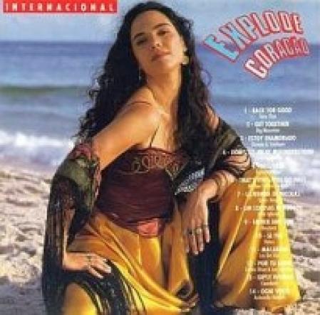 CD - Various - Explode Coração  - Internacional