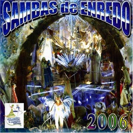 CD - Various - Samba De Enredo 2006
