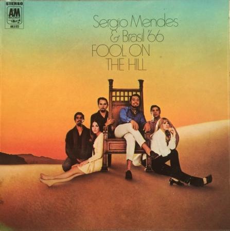 Sérgio Mendes & Brasil '66 – Fool On The Hill (Álbum / Mono)