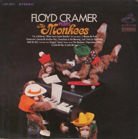 Floyd Cramer - Floyd Cramer Plays The Monkees