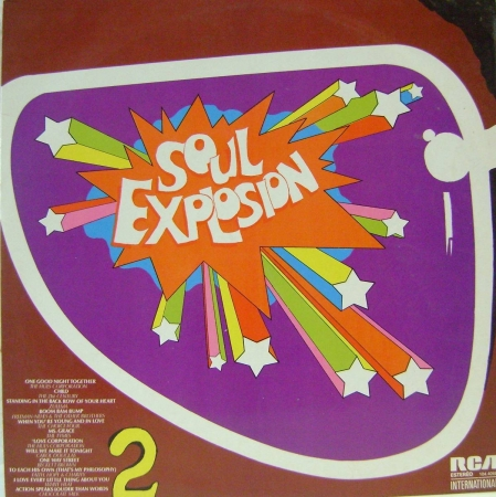Soul Exolosion Vol.2 - Various