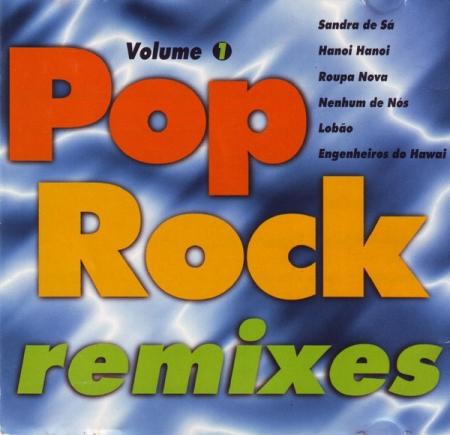 CD - Various - Pop Rock Remixes - Volume 1
