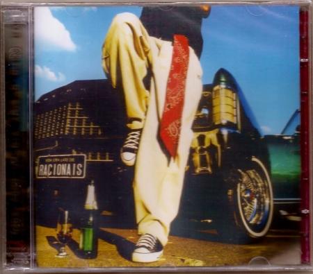 CD - Racionais MC's - Nada Como Um Dia Após O Outro Dia (Duplo)