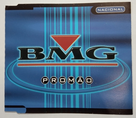 CD - Various - Promão Nacional (2000)